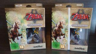 Zelda Twilight Princess edición coleccionista