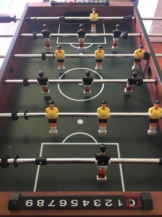 Futbolin para niños