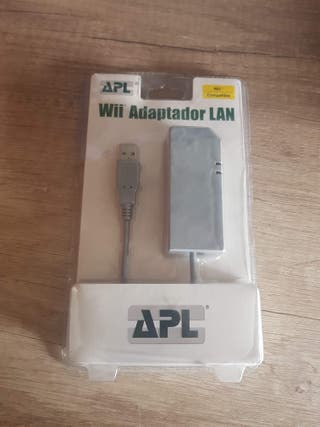 USB Internet Ethernet LAN Nintendo