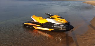 alquiler motos de agua