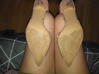 zapatos Zara T.37