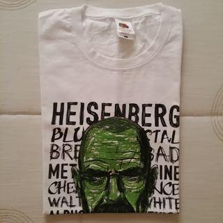 Nueva. Camiseta Breaking Bad. Sin estrenar.