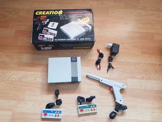 Consola Juegos Nintendo