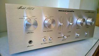 Marantz 1072 Amplificador Vintage