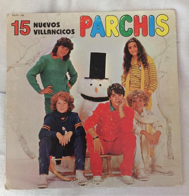 LP Vinilo Parchís - 15 Nuevos villancicos