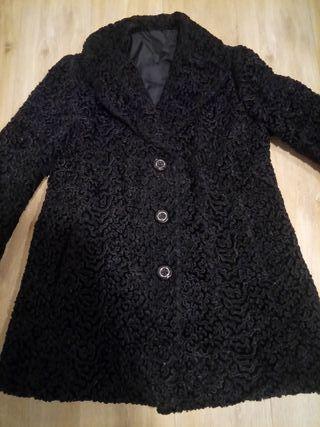 Abrigo elegante talla L.