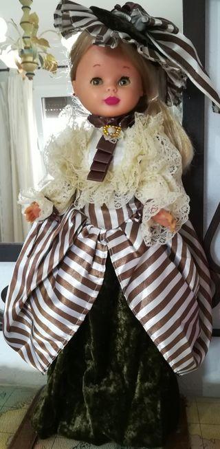 Vestido de dama para Nancy o similar
