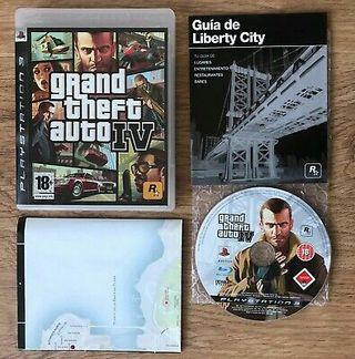GTA IV PARA PLAY 3