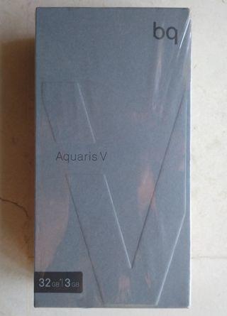 BQ Aquaris V - Nuevo - Precintado - Libre
