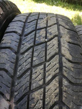 ruedas 215/65/16
