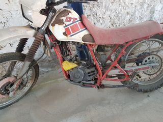 Yamaha dt80 agua
