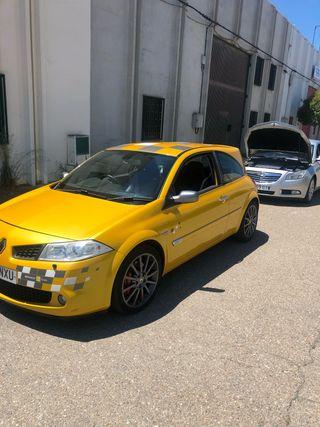 Renault Megane R26 F1
