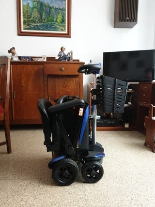 Scooter Eléctrico, para minusválidos.