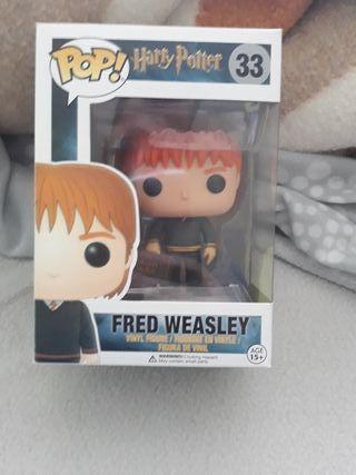 funko fred weasley harry potter