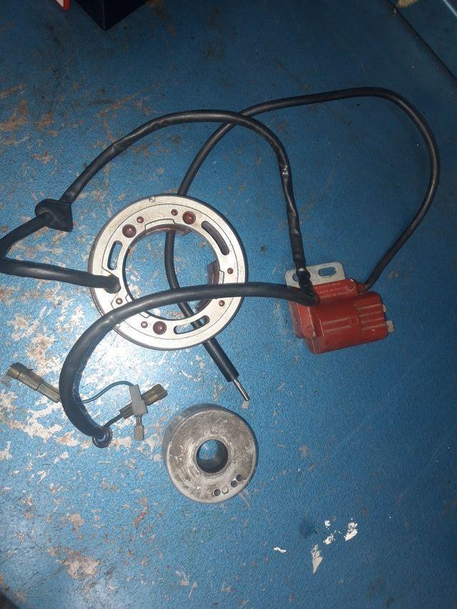 rotor motoplat