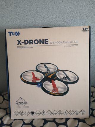 Drone nuevo.