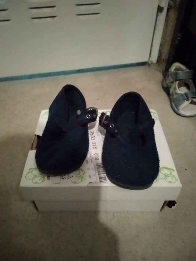lote calzado talla 20