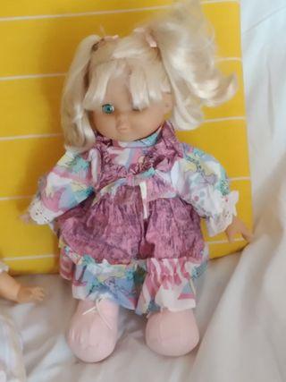 Muñeca de los 80