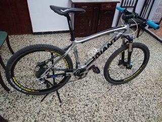 "Bicicleta Giant Xtc 26"""