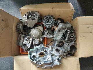 despiece Honda crf 250/450 2007