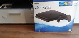 PS4 slim 500gigas