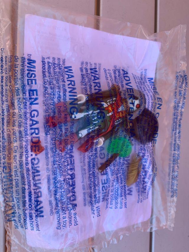 Playmobil pirata en bolsa sin sbrir