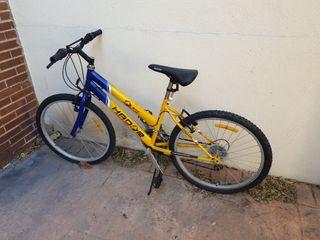 bicicleta marca hador btt