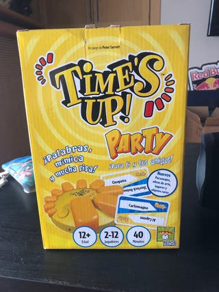Times Up Party