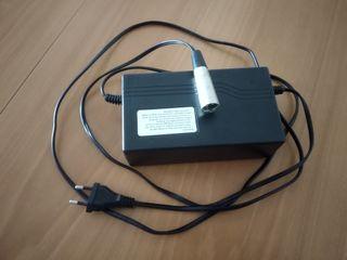 Cargador 48V baterias plomo, AGM, Gel