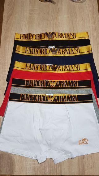 Calzoncillos boxer EMPARIO ARMANI