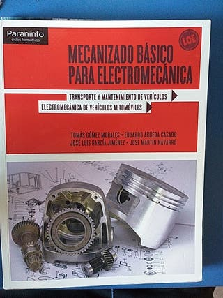 Libro Mecanizado básico