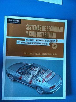 Livro sistemas de seguridad y confort.