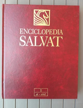 ENCICLOPEDIA SALVAT Completa. 16 TOMOS. EN JEREZ