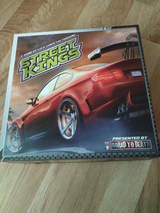 Juego de mesa street kings