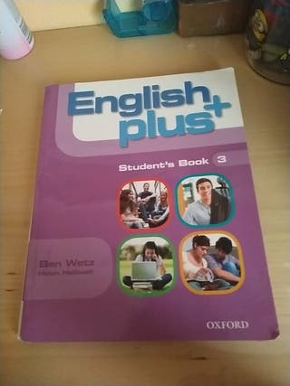 Libros English Plus 3ESO Student and Workbook