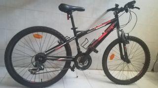 """Bicicleta sniper de 24""""."""