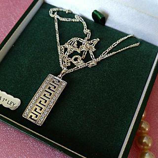 45f2ee46bef4 Collar de oro de segunda mano en Valencia en WALLAPOP