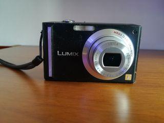 Cámara Panasonic Lumix DMC FX55