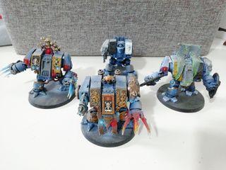 Warhammer 40k dreadnoughts