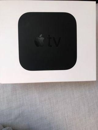 Caja de Apple TV