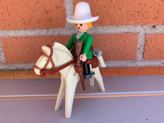 Playmobil cowboy