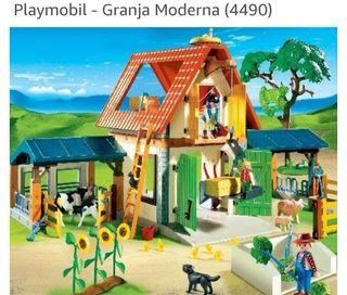 Playmobil Granja ref 4490