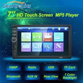 Radio pantalla tactil usb blutooth 2din