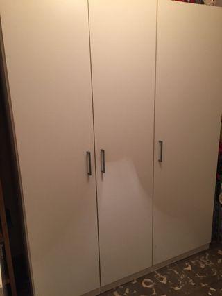 Armario Ikea Dombas blanco