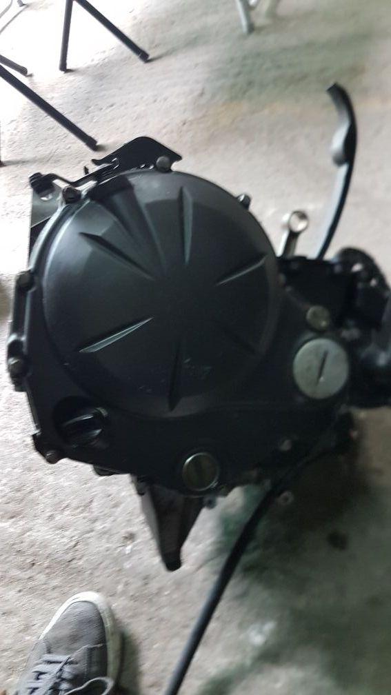 Kawasaki er6f ABS