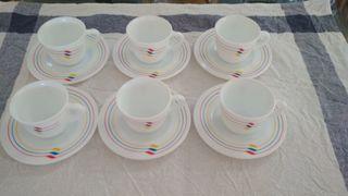 Juego café Arcopal