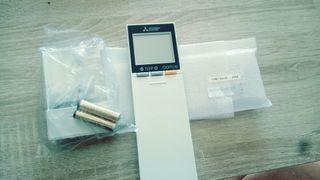 mando aire acondicionado MITSUBISHI ELECTRIC