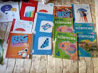 libros de 4 de primaria