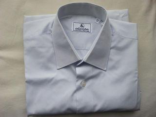 Camisa alazan blanca, talla 40, seminueva