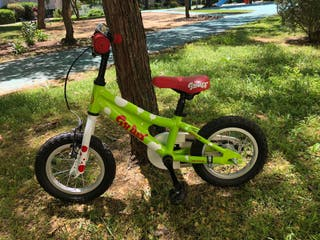 "Bicicleta de niño/a Ghost Powerkid 12"""